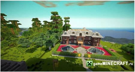 HD текстуры для Minecraft Cocacapec для Minecraft
