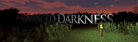 Advanced Darkness [1.6.2] для Minecraft