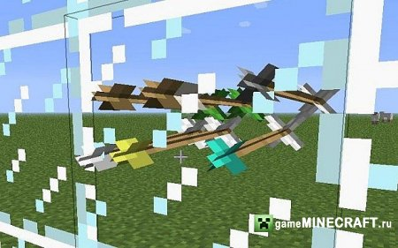 KK's Simple Arrows Base  [1.6.2] для Minecraft