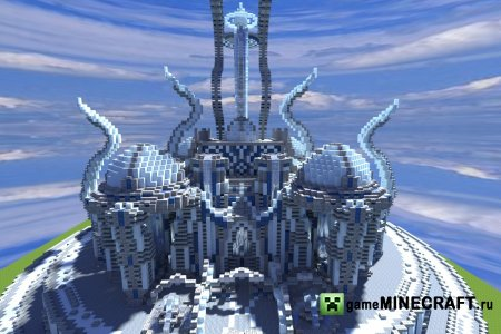 Everantha- ice temple  [1.6.2] для Minecraft