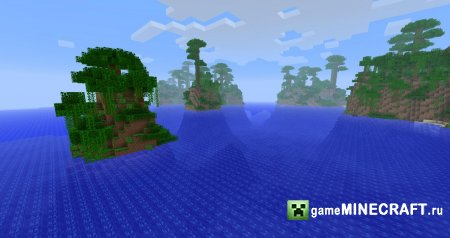 Ocean Adventures (SSP / SMP) Minecraft 1.6.2