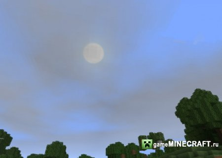 Realistc Clouds [1.6.4]