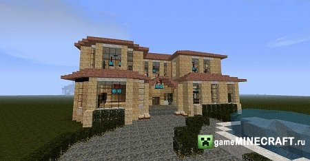 Lifecraft Manor [1.6.4] для Minecraft