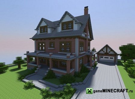Late 1800's Brick House [1.6.4]