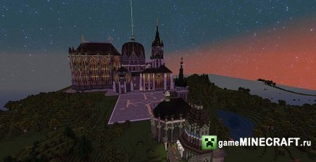 Aachen Cathedral Project [1.6.4] для Minecraft