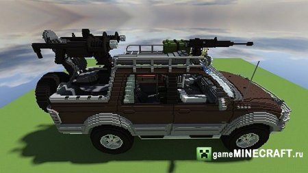 Ford F-150 Zombie Survival Edition  [1.7.2]