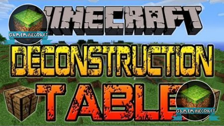 Deconstruction Table [1.7.4]