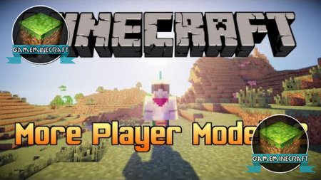 More Player models 2 [1.7.4]