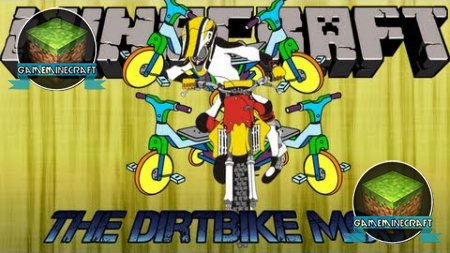 The Dirtbike Mod [1.7.4]