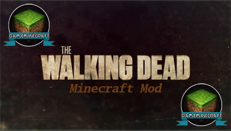 [1.7.4] The Walking Dead mod