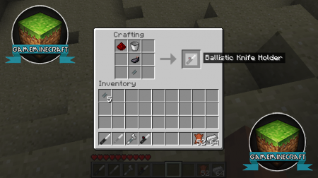 [1.7.4] Call of Duty Knives