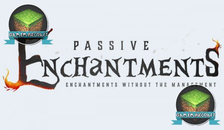 ��� Passive Enchantments ��� Minecraft 1.7.4