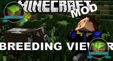 Breeding Viewer Mod ��� Minecraft 1.7.4