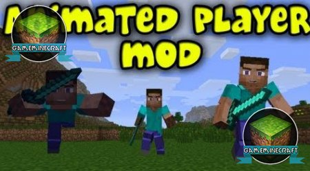 Animated player mod ��� Minecraft 1.7.9
