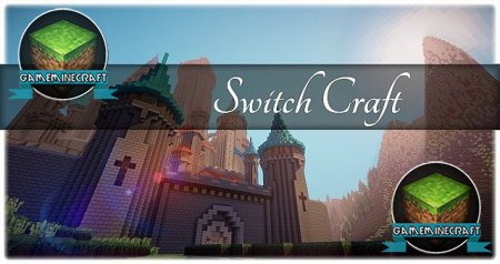 Switch Craft д[1.7.9] для Minecraft