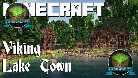 Viking Lake Town  [1.7.9]
