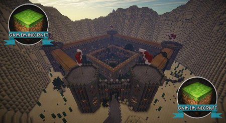 Epic Minecraft Castle  [1.7.9]