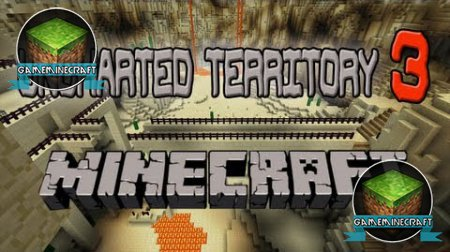 Uncharted Territory 3 [1.7.9] для Minecraft