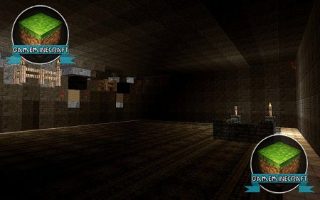 Survival Horror Map TWISTED ISLAND  [1.7.9]