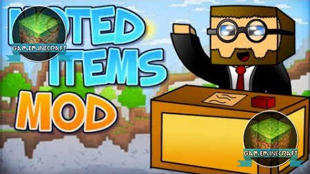 Noted Items  [1.7.9] для Minecraft