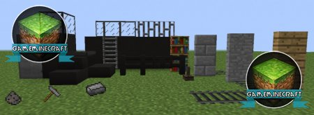Bunkers mod [1.7.9]