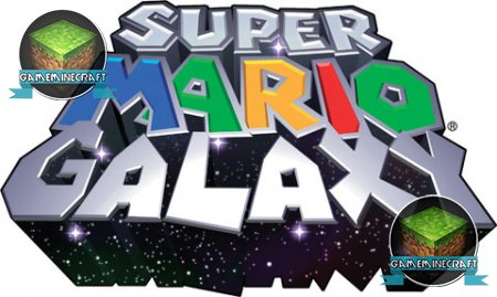 Super Mario Galaxy map [1.7.9]