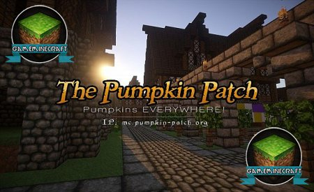 Pumpkin Patch [1.7.10] для Minecraft