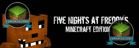 Five Nights at Freddy's RP [1.8] для Minecraft