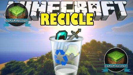 Recycle Items Plus [1.8]