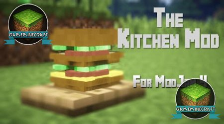 The Kitchen [1.8] для Minecraft