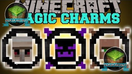 Magical Charms [1.8]